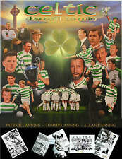 The Celtic Story: The Will to Win-ExLibrary