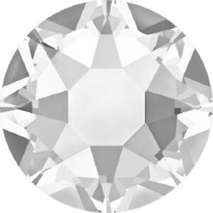 Swarovski 2078 Flatback SS-16(4mm)Hotfix-Crystal Factory Pack -1440 Beads