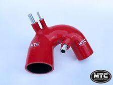 MTC MOTORSPORT FIAT 500 ABARTH T-JET SILICONE INTAKE HOSE RED