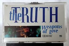 The Truth - Weapons of Love (1987 I.R.S. Cassette Album) **Promo