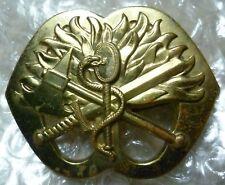 VINTAGE Royal Netherlands Dutch Army Surplus Korps Mobiele Colonne Beret Badge