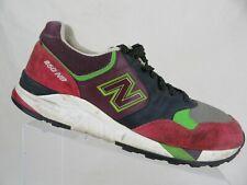 NEW BALANCE 850 Red Sz 10 D Men Running Shoes