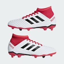 Adidas Bambini Scarpe da Calcio Predator 18.4 FG con Tacchetti 35