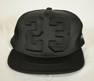 Cayler & Sons Black Label - #23 Legend - Black Baseball Cap (Hip Hop/Mens)