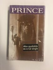 PRINCE AND THE NEW POWER GENERATION MY NAME IS PRINCE CASSETTE OG 1992 NEW