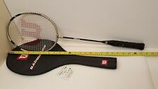 Badminton Racket WILSON COMP TITANIUM SL4 Badminton