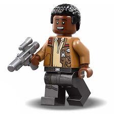 LEGO STAR WARS Finn MINIFIG new from Lego set #75176 New The Last Jedi