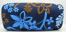 Vera Bradley Sunglasses Case JAVA FLORAL Pattern Large Hard Shell Case NEW
