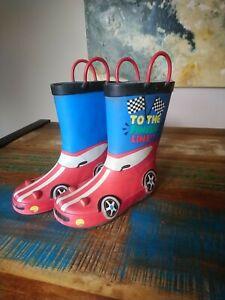 childrens wellington boots Size 10