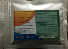 FUCOXANTHIN Powder 60% pure Seaweed Extract Laminaria Japonica L NO Fillers