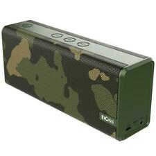 DOSS SoundBox Green Portable Wireless Bluetooth Speakers with 12W Stereo Sound