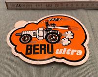 Aufkleber BERU ultra Zündkerzen Autocollant