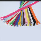 10pcs Nylon Invisible Zipper Sewing 22inch Assorted Colors Wholesale