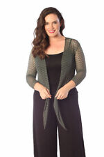 Plus Size Medium Knit Viscose Jumpers & Cardigans for Women