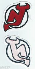 NEW JERSEY DEVILS Team Logo Licensed Sew On Jersey Patch NHL All Star Game