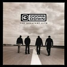 3 DOORS DOWN - GREATEST HITS  CD  12 TRACKS ROCK & POP  BEST OF/COMPILATION NEW+