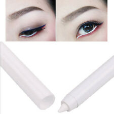 1 PCS White Eyeliner Pencil Eye Liner Waterproof Long Lasting Eye Brighten
