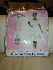 Precious Gem Princess Costume Rubies 884317( size 4-6) (3-4 yrs)