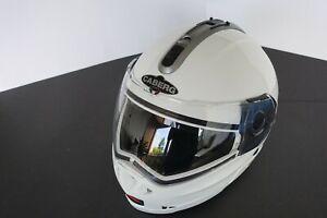 Caberg Motorradhelm,Modell Konda,Größe XL in Weiß