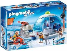 Genuine Playmobil 9055 Arctic Expedition Headquarters - NEW!!