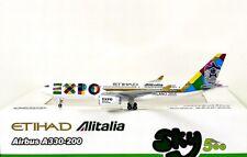 0791 I-LIVN SKY500 Livingston Energy Flight Airbus A330-200 1:500 Reg
