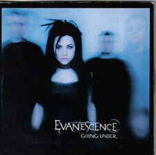 Evanescence-Going Under cd single
