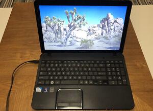 "Toshiba Laptop Satellite 17"" C850 i5 500GB Windows 10"