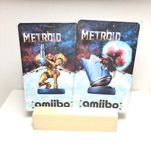 Metroid Samus NFC Amiibo *CARDS*