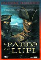 IL PATTO DEI LUPI (2001) un film di Christophe Gans - DVD EX NOLEGGIO  UNIVERSAL