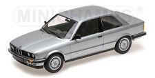 MINICHAMPS 155026001 échelle 1:18, BMW 323i 1982 ARGENT #neu dans neuf dans sa boîte #