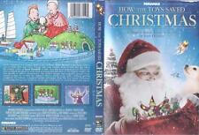 DVD:  HOW THE TOYS SAVED CHRISTMAS.....MARY TYLER MOORE
