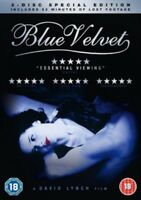 Bleu Velours - Édition Spéciale Invisible Video DVD Neuf DVD (HFR0325)