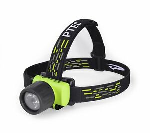 Princeton Tec Roam Headlamp LED Light Head Lamp Neon Yellow R1-NY