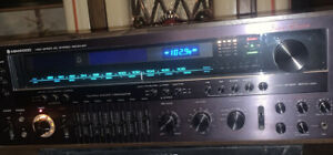 Kenwood Super Eleven High Speed Dc Stereo Receiver