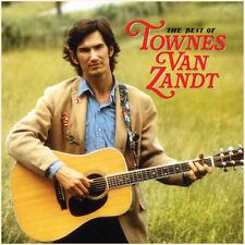 """Townes Van Zandt : The Best of Townes Van Zandt VINYL 12"""" Album 2 discs (2019)"""