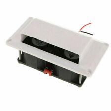 12V Mini Auto Klimaanlage Belüftung Abluftventilator Kühler Lüfter RV Caravan