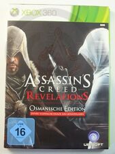 !!! XBOX 360 gioco Assassin 'S CREED REVELATIONS Impero, Gebr. ma bene!!!
