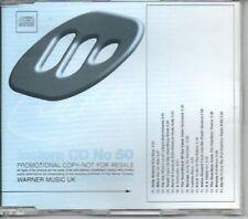 (AC919) Warner Instore CD No 50 - Compilation Album