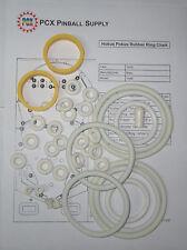 1976 Bally Hokus Pokus Pinball Rubber Ring Kit