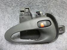 1999-2005 Pontiac Grand Am 2dr Coupe LH Inner Interior Door Handle Dk Gray 18205