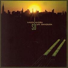 Sin Bandera - Hasta Ahora - Sin Bandera CD V8VG The Fast Free Shipping