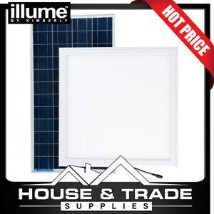 Illume Skylight Alternative 500mm Square Roof Solar Surface Mountable KIS2014TAS