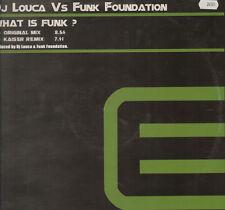 DJ LOUCA - What Is Funk ? , Vs. Funk Foundation - Executive Club Production