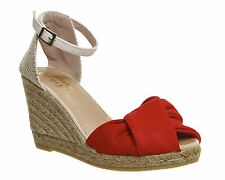 Wedge Suede Women's OFFICE