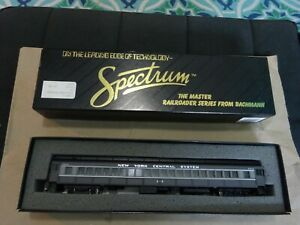 Bachmann Spectrum HO Scale New York Central #412 P&LE Item #89102 with box