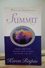 Summit by Karen Rispin (Palisades Pure Romance)