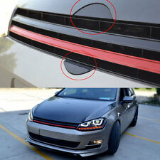 For Volkswagen Golf 7 2014-2016 Front Grill Grille Crossband Stripes Replace