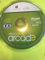 Xbox Live Arcade Compilation Disc - Xbox 360 Game Only