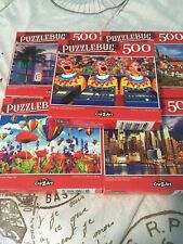 jigsaw puzzles 500 pieces lot-5 New Puzzles