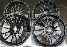 "18"" B FX004 Alloy Wheels Fit Opel Omega Signum Speedster Vectra Zafira 5x110 pcd"